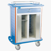 Medical Record Dip Trolley